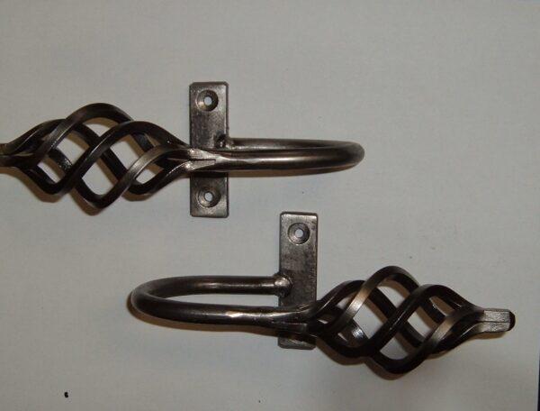 Birdcage Holdbacks- pair
